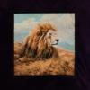 Violet foncé - Lion