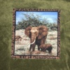 Vert foncé - Éléphants