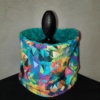 Multicolore-turquoise