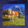 Bleu marin - Vache