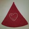 Cœur montagne-Rouge